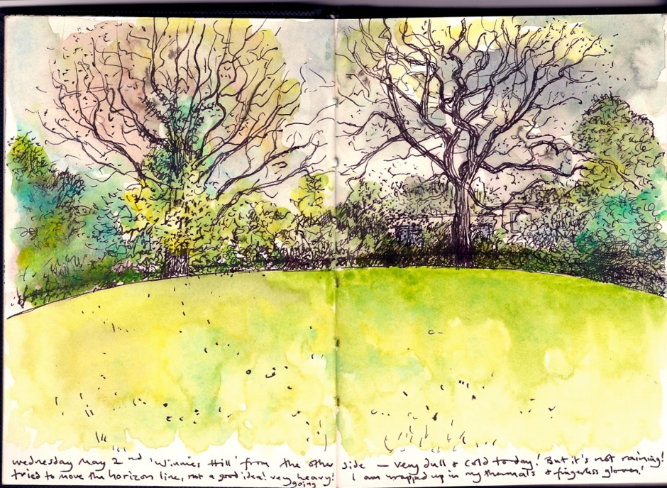 'Winnie's Hill'