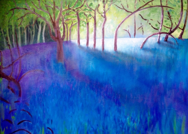 Bluebell Wood 2018